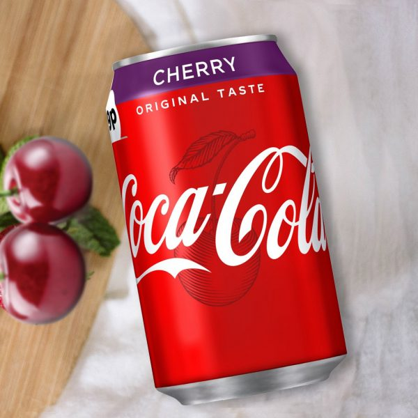Coca-Cola Cherry Drink for Party