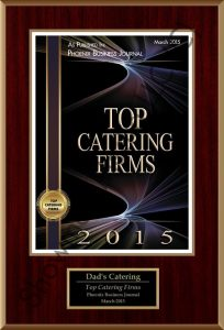 Phoenix Top Catering Firm